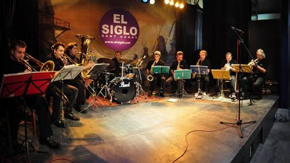 Una actuació d'aquest any a la sala santcugatenca / Font: El Siglo Mercantic