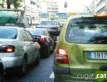 El Pla Director de Mobilitat de la Regió Metropolitana aposta per unir Sant Cugat, Cerdanyola i Rubí en carril bici