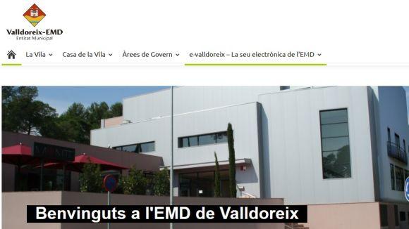 L'oposició de Valldoreix vol que les xarxes socials, el web i el butlletí de l'EMD reflecteixin la seva feina