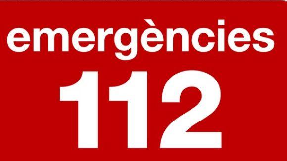 El 112 va atendre un 3% més trucades de Sant Cugat al 2014