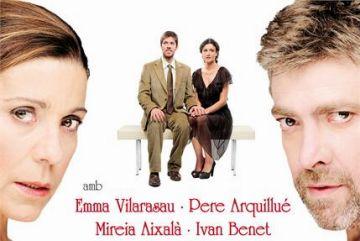 Emma Vilarasau protagonitza 'Qui té por de Virginia Woolf?' al Romea