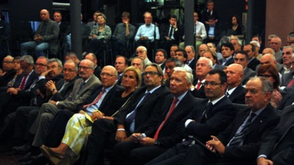 Sant Cugat Empresarial dóna suport 'incondicional' al dret a decidir