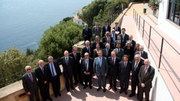 Empresaris santcugatencs i catalans refermen l'aposta pel dret a decidir