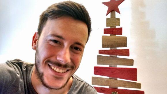 Bernat Bosch guanya el concurs de 'selfies' de Cugat.cat i s'endú una GoPro