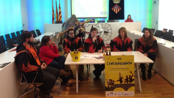 A l'acte de presentació també s'ha descobert el cartell de l'edició d'enguany