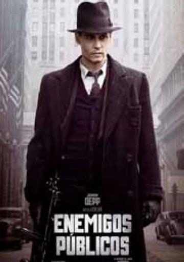 El gàngster americà més famós de la depressió, als cinemes de la mà de Johnny Depp