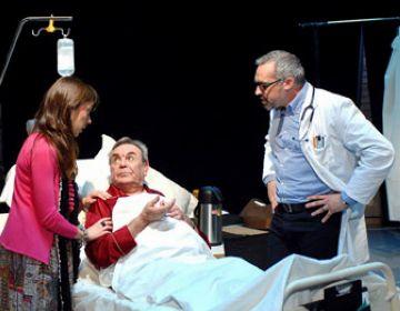 Paco Morán omple el Teatre-Auditori amb 'Enfermo imaginario'