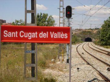 La informació sobre la línia R7 de Rodalies de Catalunya al mòbil