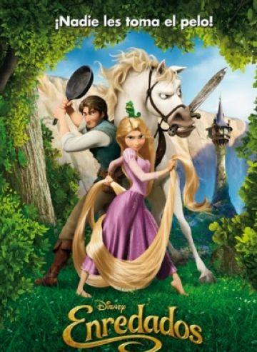 Arriba a la ciutat la producció de Disney 'Enredados'