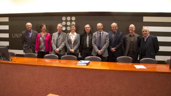Enric Fossas ja és el nou rector de la UPC