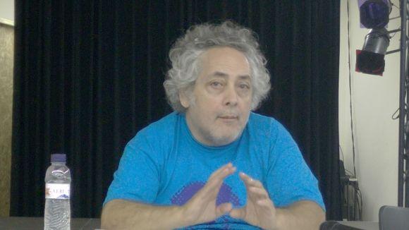 E.Mosquera: 'La vaga contra Movistar també ho és contra la nova esclavitud'