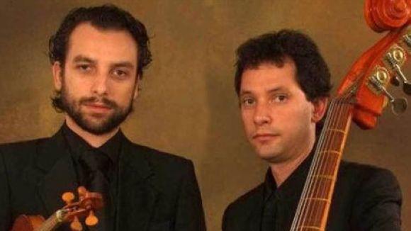 Pavel Amilcar i Thor Jorgen formen Divina Mysteria / Foto: Web musica antigua