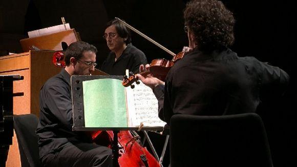 L'Ensemble de l'Escola Música surt de les aules