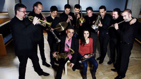 El projecte agrupa onze músics dalt l'escenari amb un repertori comú / Font: The New Catalan Ensemble