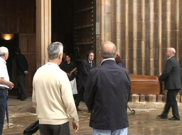 Sant Cugat s'acomiada de Josep Tubau i Casas