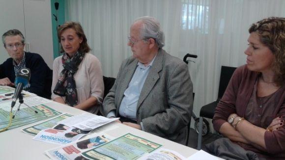 El Dia Mundial del Parkinson potenciarà la sensibilització i el paper del cuidador
