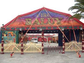 Vela del Circ Raluy
