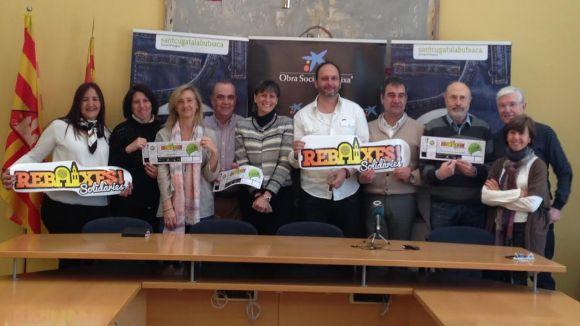 Sant Cugat Comerç entrega els 4.500 euros recaptats a les Rebaixes Solidàries a les entitats locals