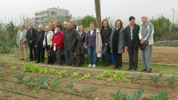 Sant Cugat disposarà d'horts al centre de la ciutat