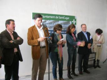 Promusa entrega la primera promoció d'habitatge concertat a Vulpalleres