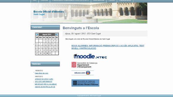 Jornada de preinscripcions presencials a l'Escola Oficial d'Idiomes