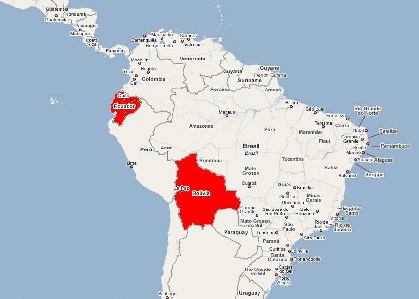 L'Ajuntament estudia la possibilitat d'agermanar Sant Cugat amb poblacions de Bolívia i l'Equador