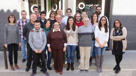 Primer pas per convertir Cugat.cat en una entitat pública empresarial