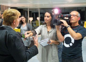 Els serveis mínims a Cugat.cat mantenen actiu el 50% del servei de notícies