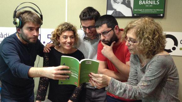 L'equip del professor Daniel Ruiz-Trillo