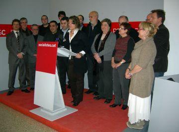 Villaseñor insta Menéndez a opinar sobre la decisió de la direcció comarcal contra el debat