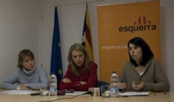 ERC aposta per potenciar el paper de la dona a la política, amb personalitat pròpia