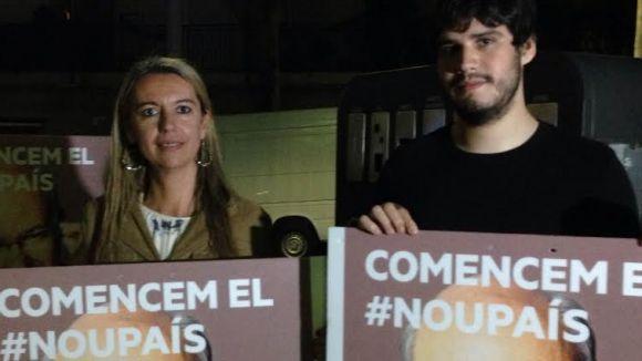 ERC inicia la campanya apostant per Catalunya com a nou estat d'Europa