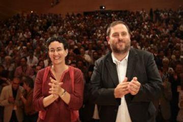 Una trentena de militants santcugatencs participen al Congrés Nacional d'ERC
