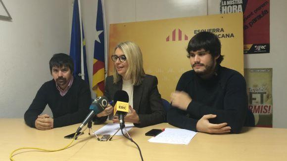 ERC de Sant Cugat demana a Mas que s'aparti per facilitar l'acord entre JxSí i la CUP