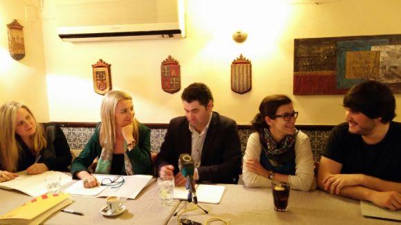 ERC-MES presenta un programa electoral al servei de les persones