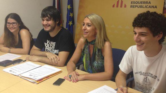 ERC-MES presentarà una moció per garantir el compliment del Pacte per la Nit