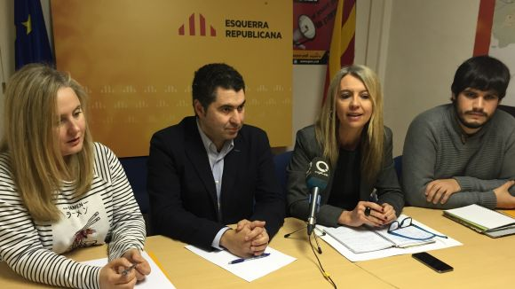 ERC-MES vol potenciar el paper dels empresaris contra l'exclusió social