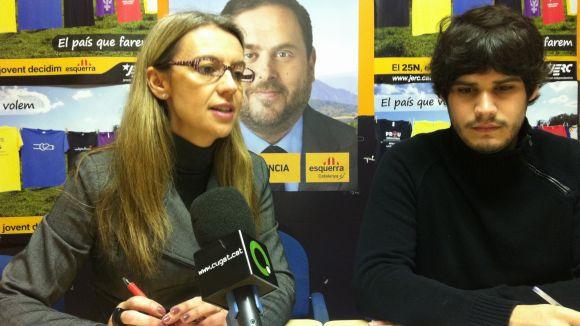 ERC de Sant Cugat aposta per avançar un any la consulta sobiranista