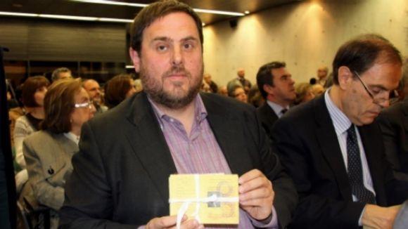 ERC insta el Congrés a retornar tots els 'papers de Salamanca'