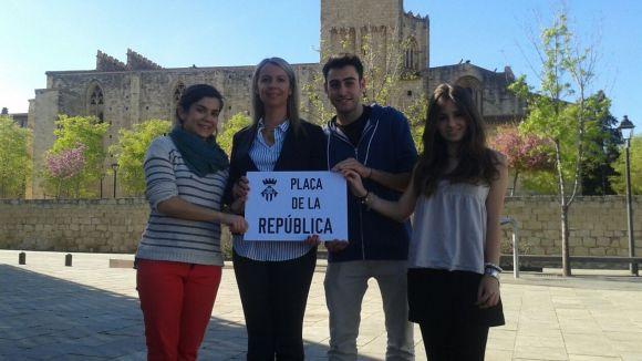 ERC-MES vol eradicar els noms dels carrers franquistes i borbònics de Sant Cugat