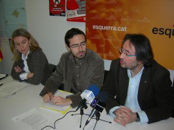 ERC adverteix que la manca d'una memòria econòmica buida de contingut el Pla d'Equipaments