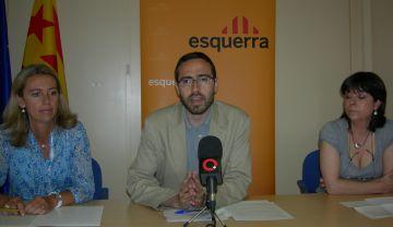 ERC reclama el compliment del conveni per obrir les instal·lacions esportives a les entitats
