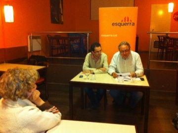 Ignasi Llorente (ERC): 'No crec en la teoria de la conspiració dels mitjans de comunicació'