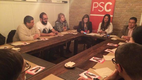 El PSC vol reformar i descentralitzar el Senat per apropar-lo al territori