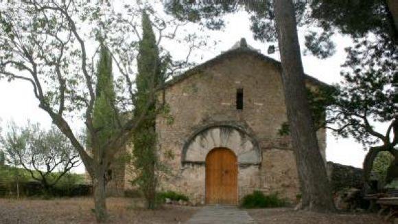 L'ermita d'Espiells a Sant Sadurní, fundada per monjos de Sant Cugat, es rehabilitarà