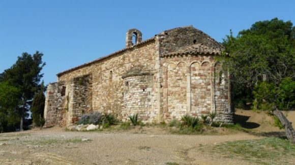 Ermita de la Salut / Foto: Web de l'EMD de Valldoreix