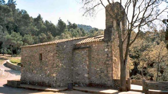 Portes obertes a l'ermita de Sant Medir