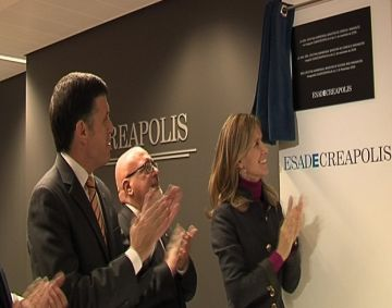 EsadeCreapolis és un parc d'innovació de referència, segons les administracions