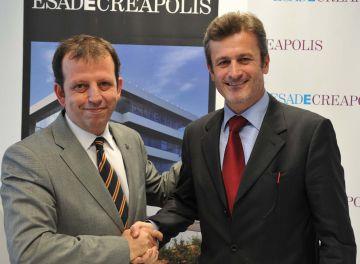 Creix el centre d'emprenedoria impulsat entre l'Ajuntament i EsadeCreapolis