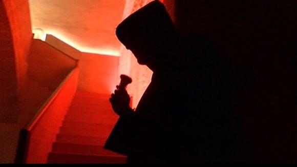 30 santcugatencs es queden 'tancats' al Claustre, reconvertit en 'escape room'